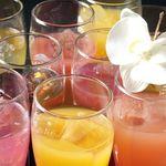 心斎橋長堀橋個室居酒屋 大阪 藩 - 飲み放題は200種類超あります。生ビールも