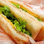 Pacific Sandwich Place - モーニングサンドイッチ