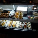 KABOCHA - ショーケースにはカボチャのケーキがいっぱい!