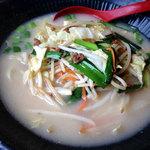 56570068 - 野菜白胡麻坦々麺