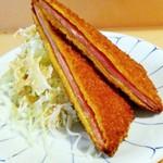 Orushouten - カリッと美味しい昔懐かしの「ハムカツ」