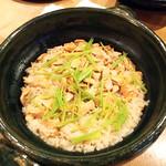 祇園たけうち - 土鍋