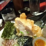 個室×鶏料理 鶏こまち さかいや - 鶏唐揚げ