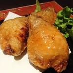 個室×鶏料理 鶏こまち さかいや - 手羽先明太チーズ