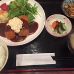 あらえびす - カニクリームコロッケ980円(*^^*)