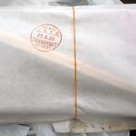 とちぎ屋 - 焼きそばの包み紙
