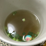 吉祥寺 YAKISOBA 四季 - スープ