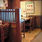 上野 太昌園 - 店内の風景です
