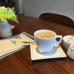 アオイトリ - コーヒー
