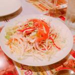 56582760 - ①シェフ特製サラダ
