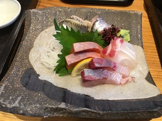 魚菜八風 - メインお造り