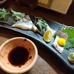 海鮮酒房 りょう - 鰆 刺身