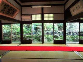 南禅寺 - 本坊「滝の間」