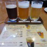 犬山ローレライ麦酒館 - ビールメニュー