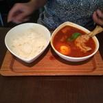 56588657 - スープカレー・チキン(1000円)