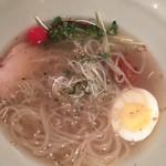 清江苑 - 塩梅冷麺