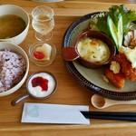 ハッピーエッグカフェ - 「はぴえぐランチ」1,000円