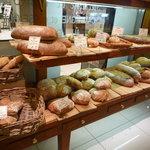ビゴの店 - ハード系のパンも充実しています☆
