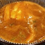 56591852 - 濃厚特製つけ麺・つけ汁