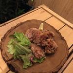 56592086 - 徳島産阿波すだち鶏の                       から揚げ