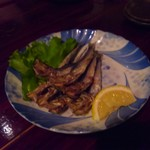 薩摩だれやめ処 まえわり屋 - がらんつ460円(2016.9)