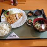 もがみ野 - やきかつ膳(小)(110g)