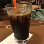 サンマルクカフェ - ドリンク写真:アイスコーヒーS