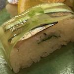 いち松とらや寿司 - いち松とらや寿司(鹿児島県姶良市加治木町本町港町)きびなご鮨