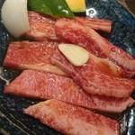 さんか亭 - 和牛カルビ