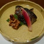 56595374 - 秋刀魚肝幽庵焼き(700円)