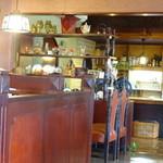 茶の木 - 店内
