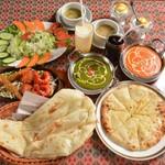 インドカレー ハルカ - 料理写真:
