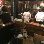 BIGOLI 神田 寿 - 店内