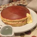 キャノン - ホットケーキ
