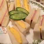 キャノン - サンドイッチ たまご&ハム