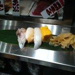 魚がし日本一 - 580円ランチコース