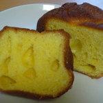 ビゴの店 ドゥースフランス - 卵とバターがたっぷり♪黄金色です☆