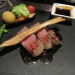 56600655 - お肉料理