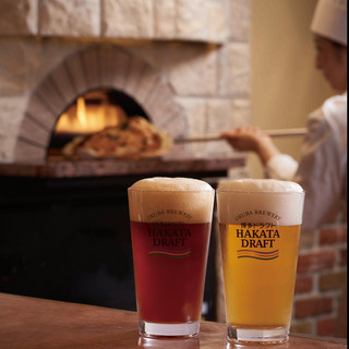 クラフトビール「博多ドラフト」