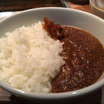 焼肉 稲田 - カレーライス