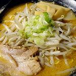 麺や  一揆 - みそラーメン800円税込