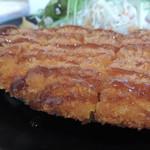 Misaki - チキンカツ アップ