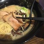 麺屋おか田 - チャーシュー