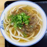 讃岐うどん製麺 - 料理写真:和牛肉うどん