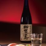 寿司 さ々木 - ≪料理長おすすめ≫日本酒コース