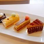 福菱 Kagerou Cafe - FUKUBISHIスイーツ