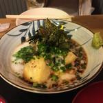 博多青魚 さばさば - 揚げ出し豆腐