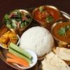 ASIAN RESTAURANT &BAR HALKA - 料理写真:ネパールタリーセット タリーとはお盆の事です