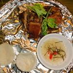 HANOI CORNER DINING BAR - ローストチキン(ガークァイ) 1/4