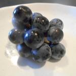 満月ワインバー - 2016.9:とれたて葡萄